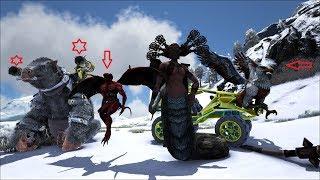 ARK SURVIVAL EVOLVED #69: Medusa và Dracula(devil in ark)