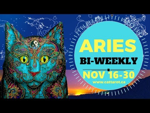 ARIES NOVEMBER 16-30, 2017 **Sunny personality always wins**