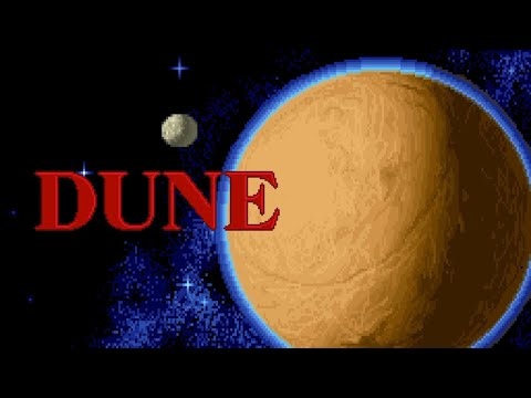 Dune - The Grandfather of Real-Time Strategy