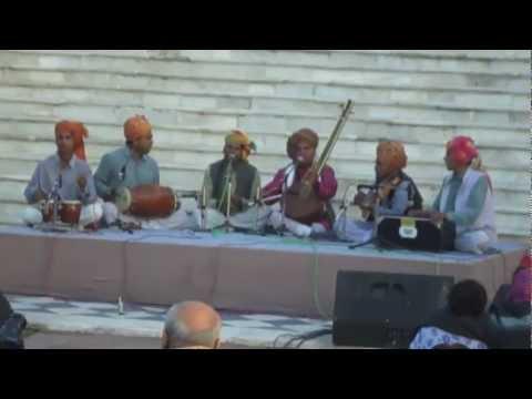 Kabir Bhajan at RIFF Jodhpur 2012
