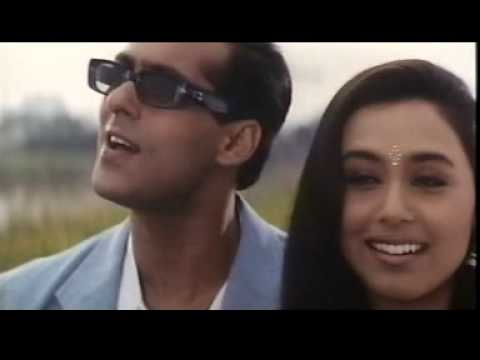 Sarki Jo Sar Se Woh Dheere Dheere (rani Mukharji And Salman Khan) - Hindi   Bollywood Song video
