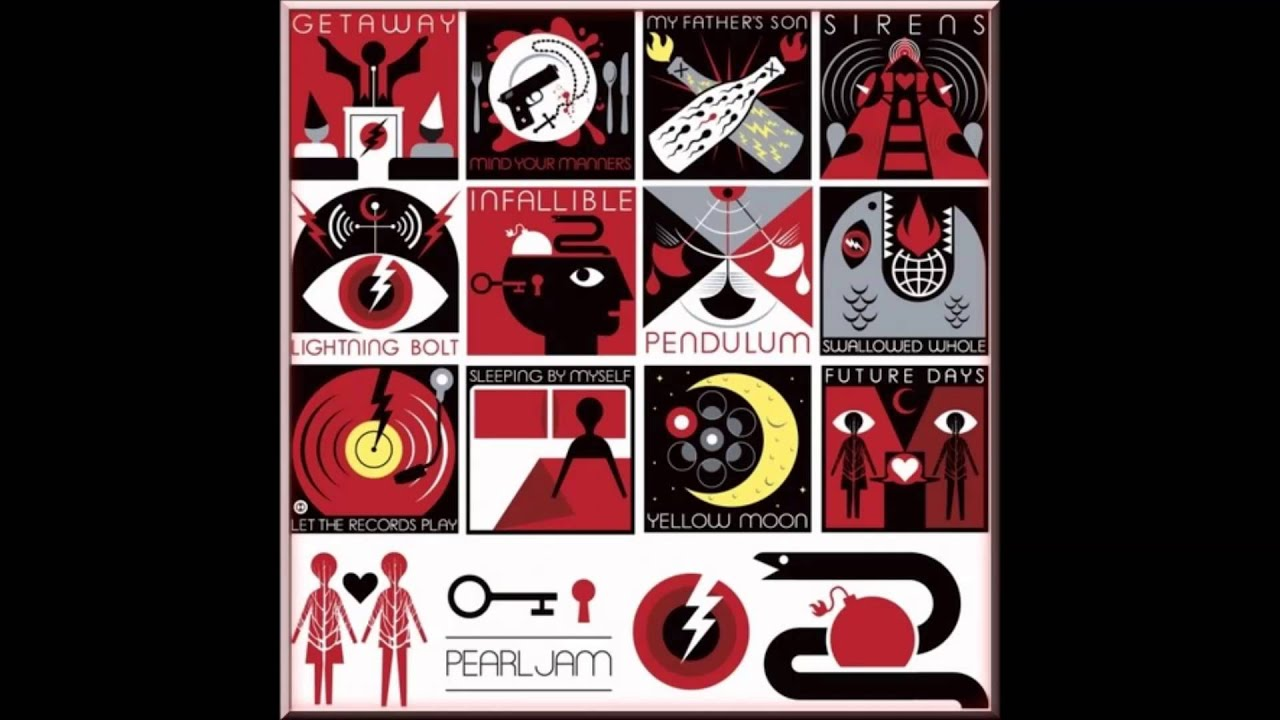 Album Pearl Jam Lightning Bolt Pearl Jam Lightning Bolt