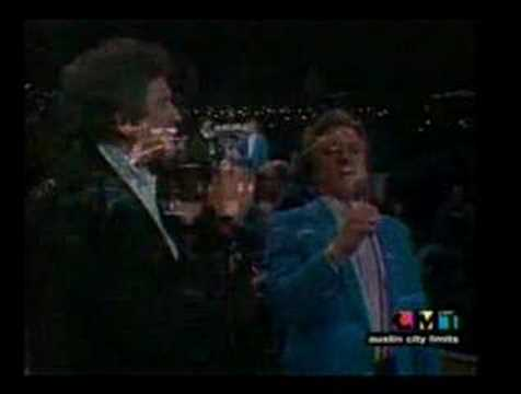 Johnny & Tommy Cash - Silver Haired Daddy Of Mine video