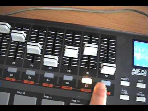 DJ Mag review - Akai MPD32 Midi Controller