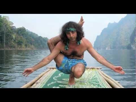 MMA Crossfire Conversations – Astanga Yoga master DannyParadise