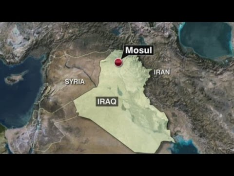Airstrike kills ISIS-appointed governor of Mosul