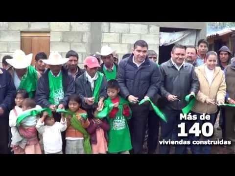 PEÑA NIETO, MANUEL VELASCO Y LUIS IGNACIO BENEFICIAN A LA ZONA RURAL DE COMITÁN, CHIAPAS.