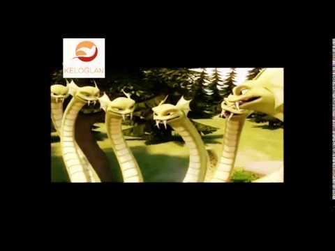 Keloğlan - Çizgi Film - 25.Bölüm