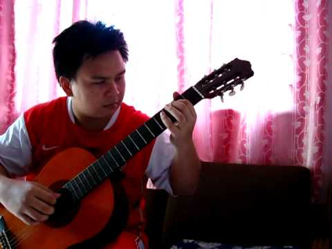 Endless Love (Instrumental guitar cover by Eric Juman)