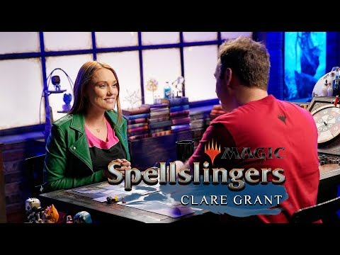 Day[9] vs. Clare Grant | Magic: The Gathering: Spellslingers | Season 4, Episode 2