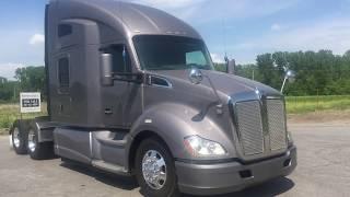 2014 Kenworth T680, APU! FREE Warranty! CHEAP! $47,950
