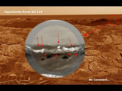 Curiosity 2012 • Volume 2 • My 24. Mars Video • NEW Proofs about Life on MARS!