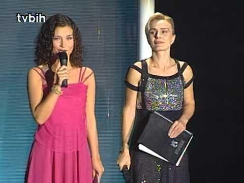 Segmedina i Elvira - Jubilej 50 godina @ Miss BiH 2000