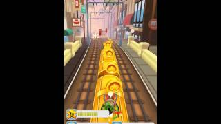 Efsane oyun subway surfer