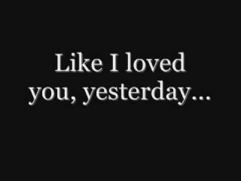 My Chemical Romance - I Don't Love You Lyrics