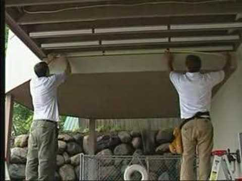 UnderDeck Installation Video
