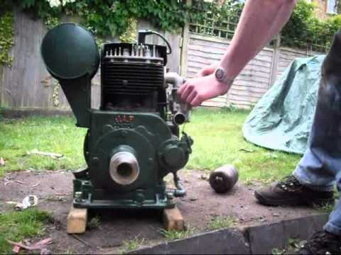 J A P 5 Stationary Engine Will It Run Youtube