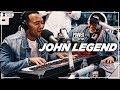 John Legend Covers Cardi B & Kendrick Lamar, Talks ACLU & A Good Night