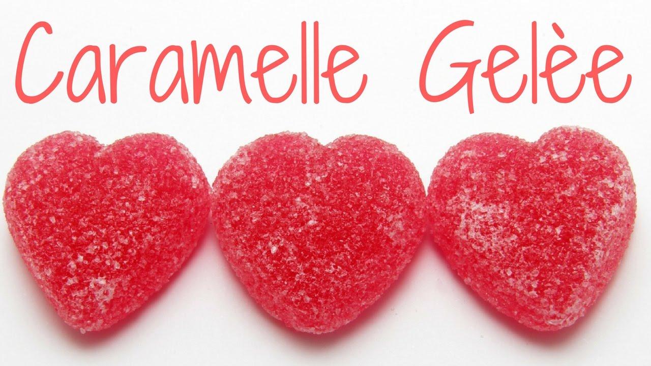 Caramelle gelee fatte in casa da benedetta youtube for Casa di caramelle