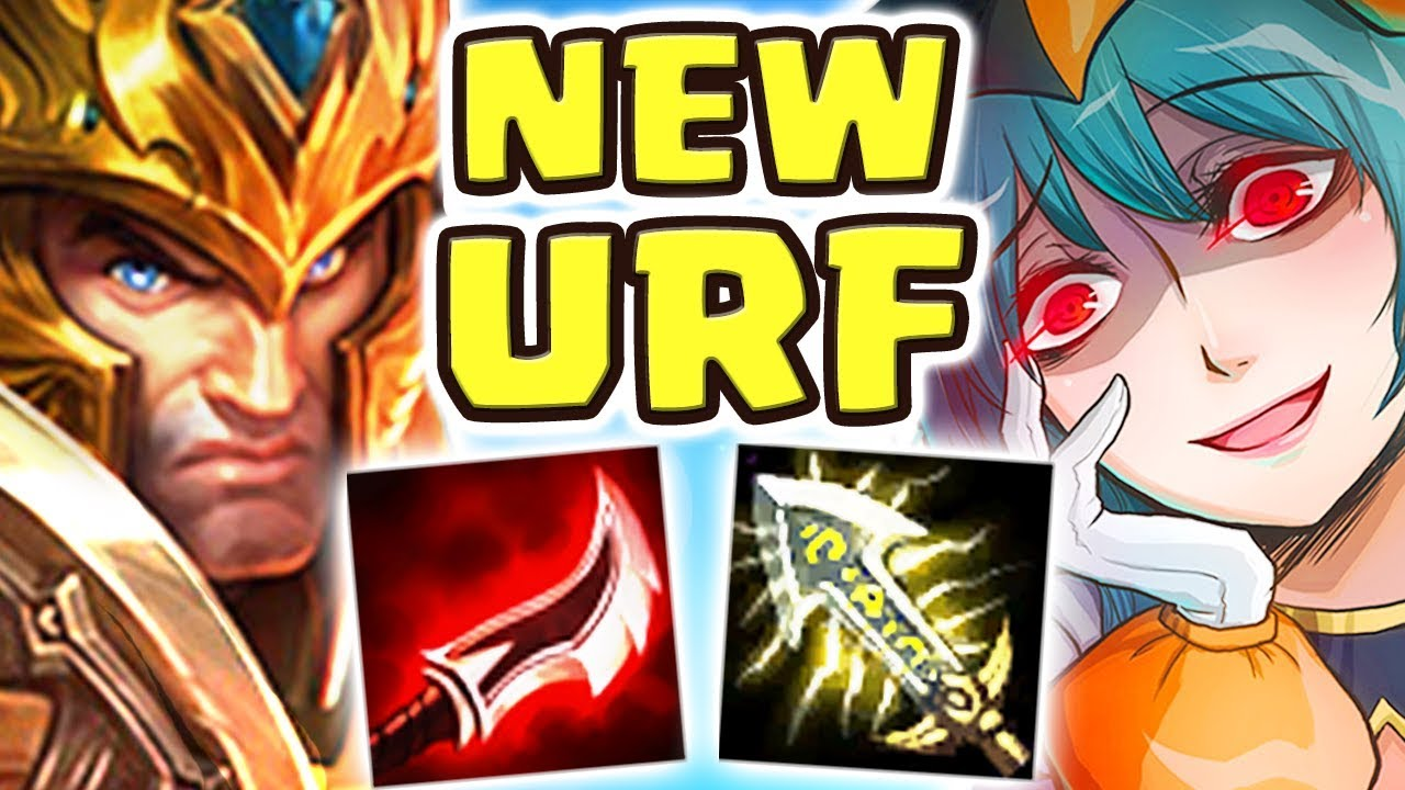 80% CDR ON ALL CHAMPS | NEW URF IS ACTUALLY SO FUN | RAREST SKIN EVER?! NEW ARCADE MAP - Nightblue3