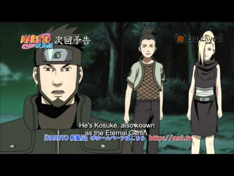 Naruto Shippuuden episode 239 trailer