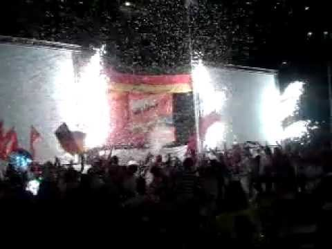 Bayern Munich fans in Beirut celebrating Champions league victory ( Lebanon )