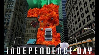 ►Independence Day Animation (1996)◄