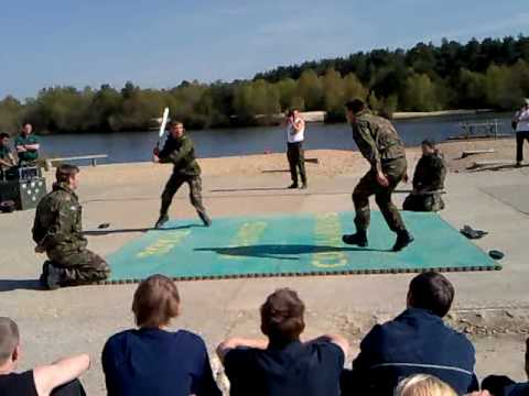 Royal Marines Unarmed Combat Display Image 1