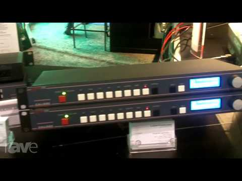 InfoComm 2013: Calibre Talks About the LEDView530