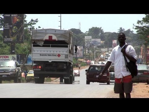 Two Ebola-infected boys in Liberia respond to ZMapp treatment