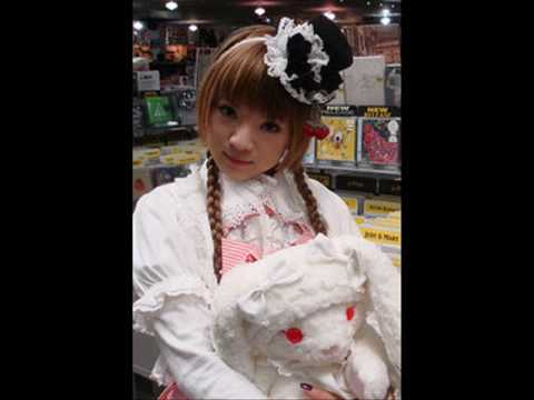 Momoko's how to be a lolita princess Video
