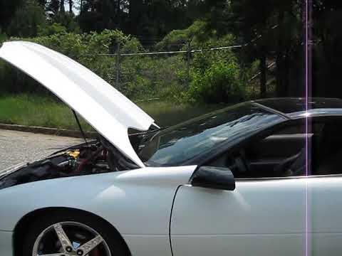 *MISERY* MY Camaro SS LT4 ! Eibach Lowering Kit &  B&M Pro Ratchet Shifter on a 4L60E
