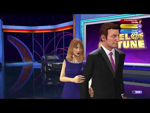 Wheel of Fortune Review (PS4)