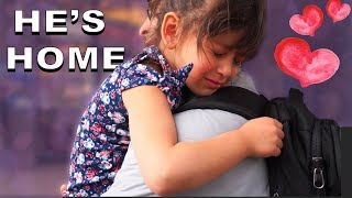SOLDIERS HOMECOMING | The Most Emotional Video 😭