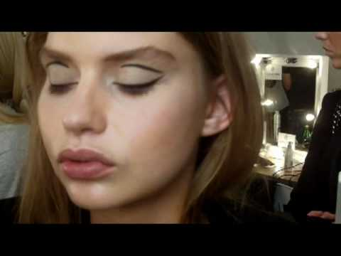 RAFW 2011: Alice McCall Make Up With MAC