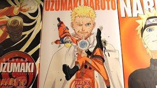 Naruto Uzumaki 2015 JAPANESE ARTBOOK by Masashi Kishimoto! ???????
