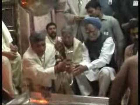 Hon'able Prime Minister's Visit To Kashi Vishwanath Temple video