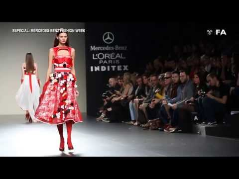 Editorial Mercedes-Benz Fashion Week Madrid (Parte 1)