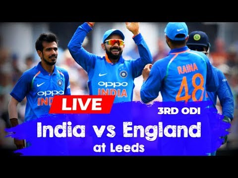 LIVE India vs England 3rd ODI  ll AUDIO COMMENTARY