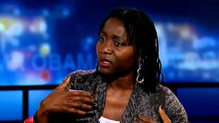 STROMBO: Auma Obama on her Brother Barack