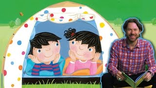 Topsy and Tim Go Camping | Story Time for children read by DJ BBQ