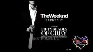 Baixar - The Weeknd Earned It Intrumental 50 Sombras De Grey Grátis