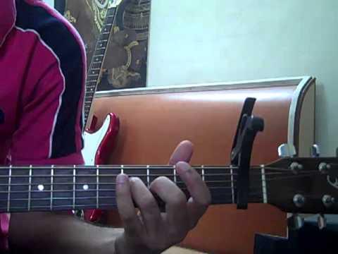 Guitar chords for tum hi ho