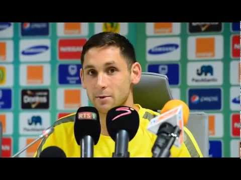 AFCON 2015: South Africa v Senegal Pre-Match Press Conference