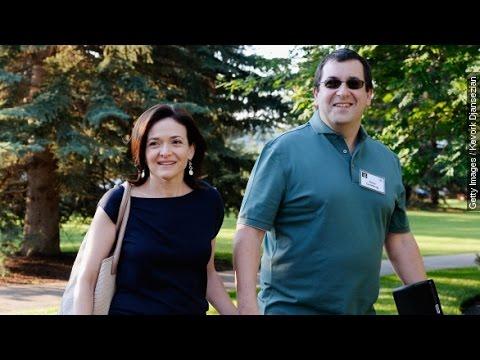 SurveyMonkey CEO, Husband Of Sheryl Sandberg Dies Suddenly