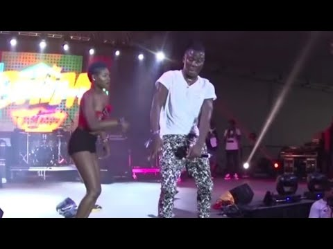 🔵 StoneBwoy - Bawasaaba live at Miami Best of the Best concert 2018 [miami Carnival PS 2018]
