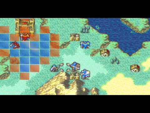 Fire Emblem: The Sacred Stones - Chapter 1 (Female Only Run)