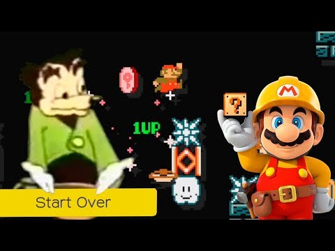SOMEBODY TOUCHED MY RESET BUTTON !! - TOP Super Expertos | Super Mario Maker