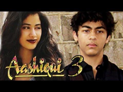 Aryan Khan & Jhanvi Kapoor Debut In Aashiqui 3 video