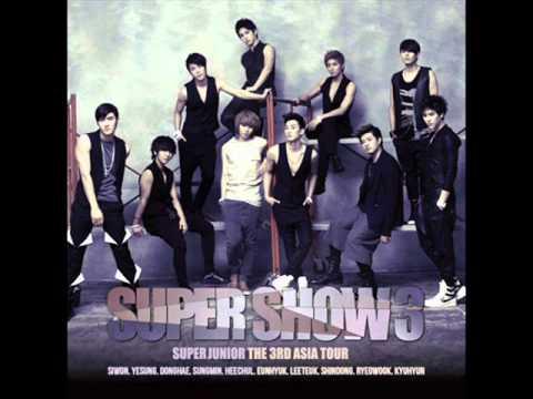 FULL AUDIO Super Show 3 Live CD: Eunhyuk and Donghae - I Wanna...